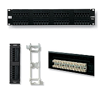 AMP Category 6 Patch Panel Unshielded SL