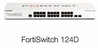 Fortinet FortiSwitch-124D-POE