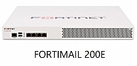 Fortinet FortiMail-200E Appliance