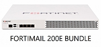 Fortinet FortiMail-200E 8x5 Enhanced Bundle, 1 Year