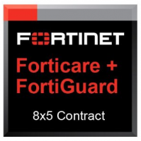 FortiWiFi-60D-POE 8x5 FortiCare plus FortiGuard Bundle Contract 1 Year