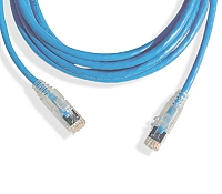 AMP Cat 5e Patch Cable, RJ45-RJ45