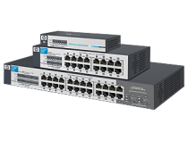 HPE OfficeConnect 1410 Switch Series