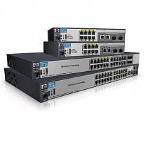 HP 2520 Switch Series