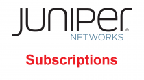 Juniper Networks Subscriptions