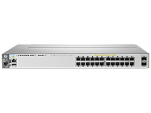 Aruba 3800 24G PoE+ 2SFP+ Switch (J9573A)