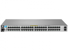 Aruba 2530 48G PoE+ 2SFP+ Switch (J9853A)