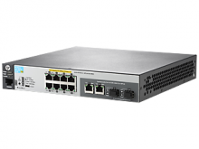 Aruba 2530 8 PoE+ Internal PS Switch (JL070A)